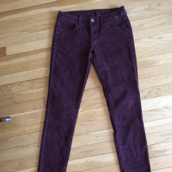 American Eagle Outfitters Denim - American Eagle corduroy jeggins